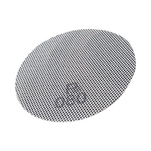 Norton duurzame 'Screenback' schurende 225mm schijven voor wand en plafond schuren. Per 25 schijven. Verschillende korrelgroottes, P220, 0