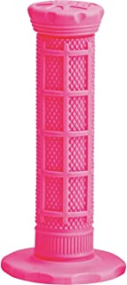 Pro Taper 1/3 Waffle Micro Grips (Soft) (Neon Pink)