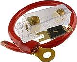 12voltnet 300 AMP ANL Fuse Holder Fuseholder Inline Block Battery Install KIT 0 Gauge 1 Ft
