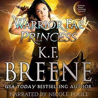 Warrior Fae Princess cover art
