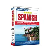 Pimsleur Spanish Basic Course - Level 1 Lessons 1-10 CD: Learn to Speak and Understand Basic Spanish with Pimsleur Language Programs