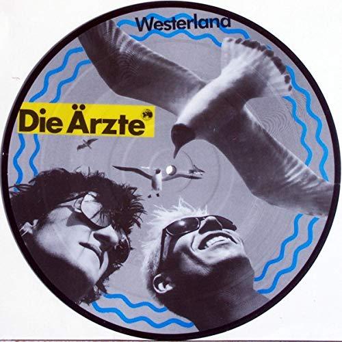 """Die Ärzte: Westerland [10"""" Pict.Disc]"""