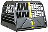 4x4 North America Variocage Double Crash Tested Dog Cage, XX-Large