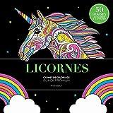 Black premium Licornes