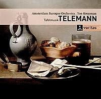Telemann : Chamber Music / Tafelmusik by Ton Koopman