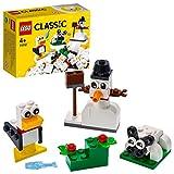 LEGO11012ClassicLadrillosCreativosBlancosJuegodeconstrucciónparaN...