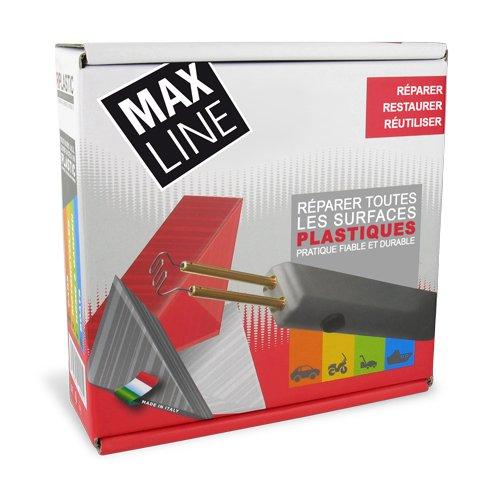 Max Line hete nietmachine voor kunststofreparatie
