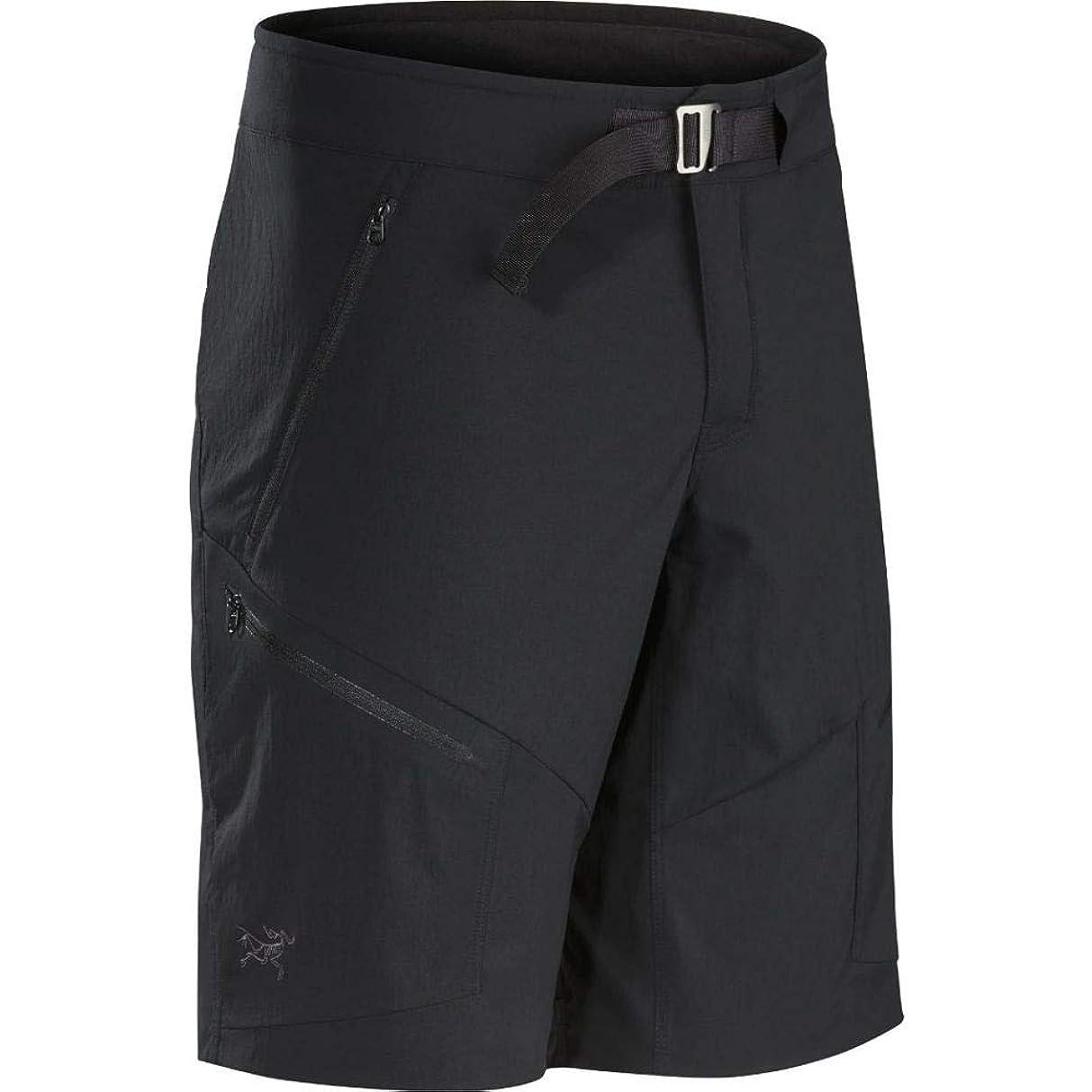 違う階下濃度Arc'teryx (アークテリクス) メンズ ボトムス?パンツ ショートパンツ Arc'teryx Palisade Shorts Black サイズ32 [並行輸入品]