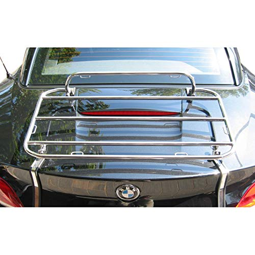 Atlas Luggage Rack FITS BMW Z4 E89 Chrome Tailor Made & Perfect FIT TÜV Tested OEM Quality
