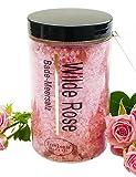 Badesalz Wilde Rosen Bade-Meersalz aus dem Toten Meer, 450 g