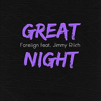 Great Night (feat. Jimmy Riich)