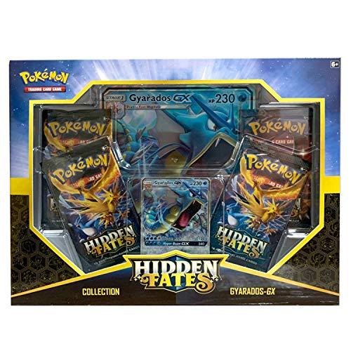 Pokemon SM11.5 Hidden Fates Gyrados-GX Box