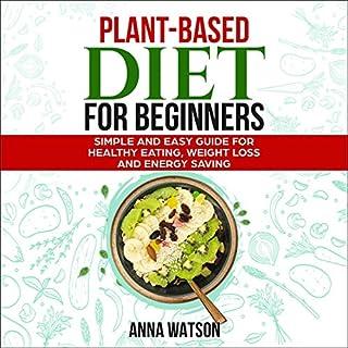Plant Based Diet for Beginners cover art