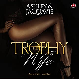 The Trophy Wife audiobook cover art