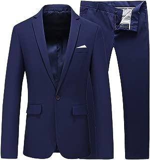 38 long slim fit suit