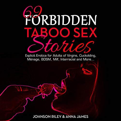 69 Forbidden Taboo Sex Stories cover art