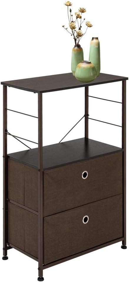 CIPACHO Fabric Dresser Iron Nonwoven Shelf Ranking TOP3 Drawer Popular standard Nights Wooden
