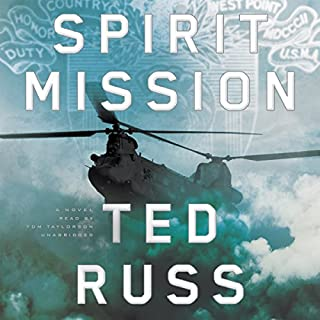 Spirit Mission     A Novel              By:                                                                                                                                 Ted Russ                               Narrated by:                                                                                                                                 Tom Taylorson                      Length: 10 hrs and 36 mins     53 ratings     Overall 4.8
