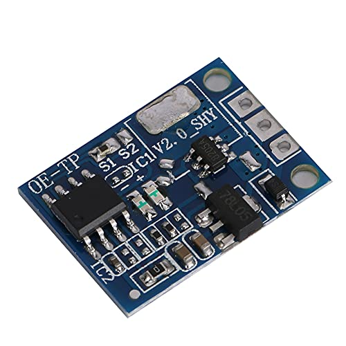 Weikeya Fácil de Instalar el módulo del Interruptor táctil, la Corriente del Fregadero máximo 10A con la protección contra la energía inversa de la atenuación OE-TP de plástico