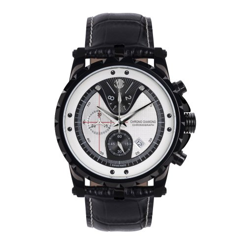 10700B Chrono Diamond Furia Schwarz IP