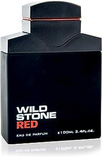 Wild Stone Eau De Parfume for Men, Red, 100ml