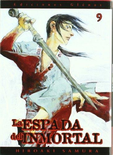 La espada del inmortal 9 (Seinen Manga)