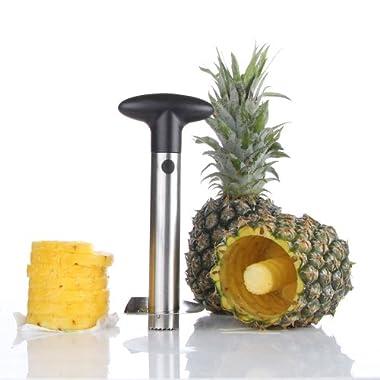 Noa Store Pineapple Corer Slicer Cutter Peeler Stainless Steel Kitchen Easy Gadget Fruit
