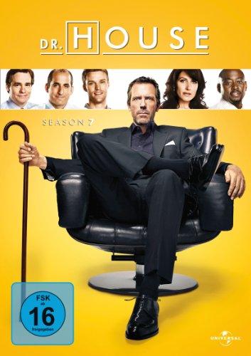 Dr. House, Season 7 [6 DVDs]
