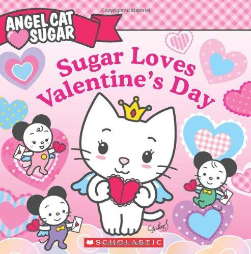 Image of Angel Cat Sugar: Sugar Loves Valentine's Day