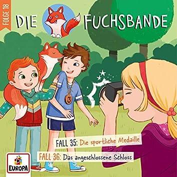 018/Fall 35: Die sportliche Medaille/Fall 36: Das angeschlossene Schloss