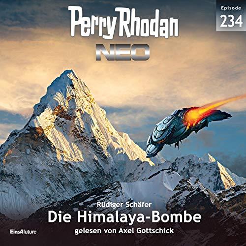Die Himalaya-Bombe cover art