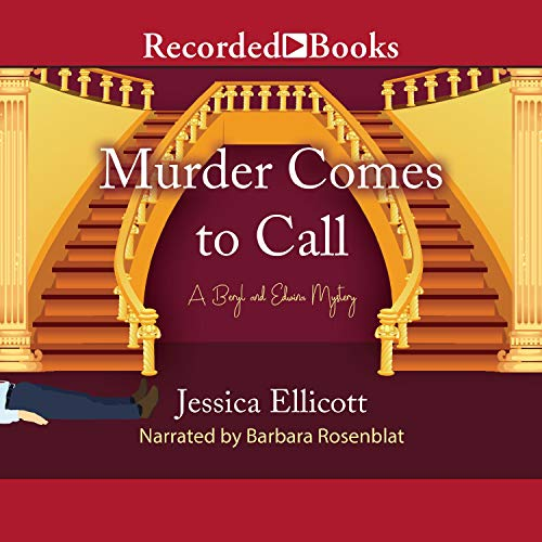 Murder Comes to Call Audiobook By Jessica Ellicott cover art
