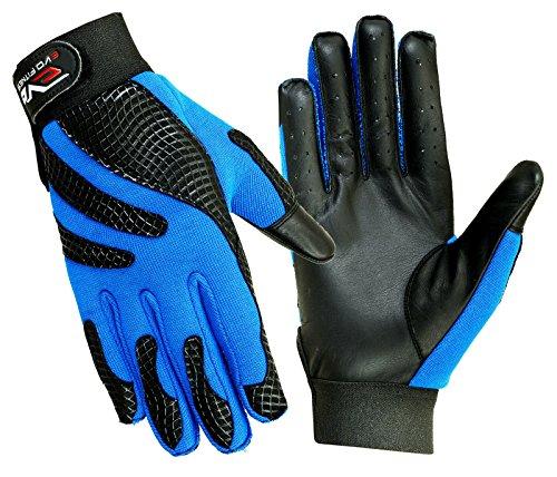 EVO Insulated Pure Leather Winter Handschoenen Fietsen motorfiets Rolstoel Rijden