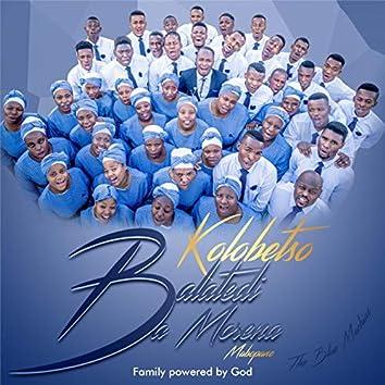 Balatedi Ba Morena Mabopane GC - Kolobetso (2019)