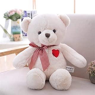 SXPC Cute Bear Doll Plush Toy Cartoon Soft Stuffed Doll Gift