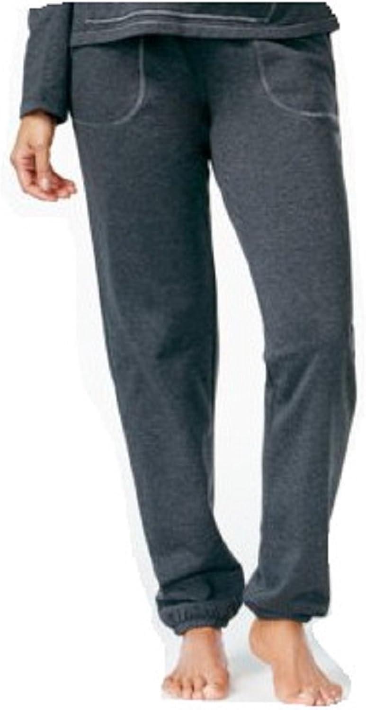 Alfani Intimates Solid Jogger Pants, Grey, 3XL