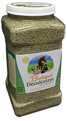 ZeoFill Inc. Backyard Deodorizer 8 LBS (3.6 KG)