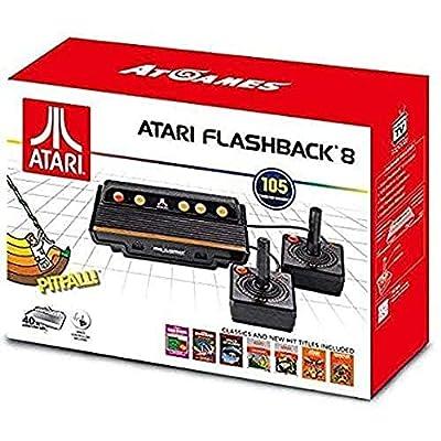 Atari(R Flashback(R) 8 Classic Game Console - Not Machine Specific by Atari