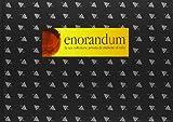 Enorandum. La tua collezione privata di etichette di vino. Con gadget