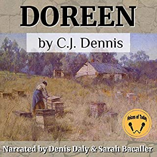 Doreen audiobook cover art
