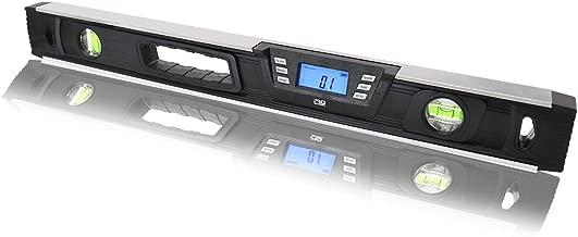 PROSTORMER 24-Inch Digital Level Spirit Level Angle Finder Bevel Gauge with Backlight and Durable Aluminum Magnetic Base