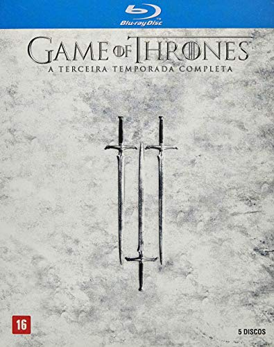 Game Of Thrones 3A Temp (Hbo) [Blu-ray] Amaray