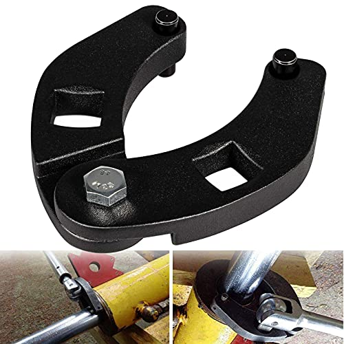 OTC 7463 Fully Adjustable Gland Nut Wrench For Hydraulic Cylinders Gland Nuts