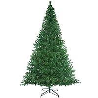 🎄Porta il natale a casa tua con l'albero di natale della marca Casaria! Con un aspetto realistico, offre una perfetta atmosfera natalizia 🎅Il montaggio è molto semplice, in pochi passaggi avrai un bellissimo albero di Natale nel tuo salotto 🔔Con una ...