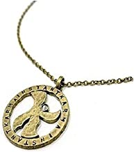 Dream High Korean Drama 2PM Kim Hyun Joong K Lucky Star Instant Karma Spinning Middle Pendant Necklace