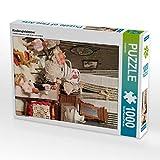 CALVENDO Puzzle Kinderspielzimmer 1000 Teile Lege-Größe 48 x 64 cm Foto-Puzzle Bild von WEIBKIWI