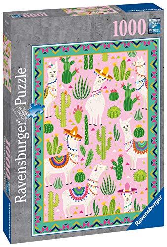 Ravensburger Puzzle 15259 - Süße Alpakas - 1000 Teile