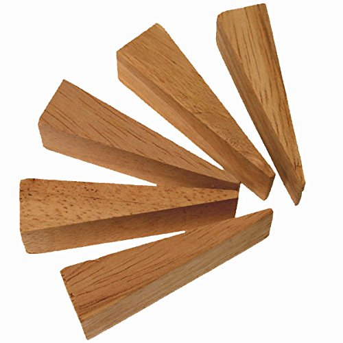 Wooden-Wedges-for-Chair-CANING-USE-Set-of-5