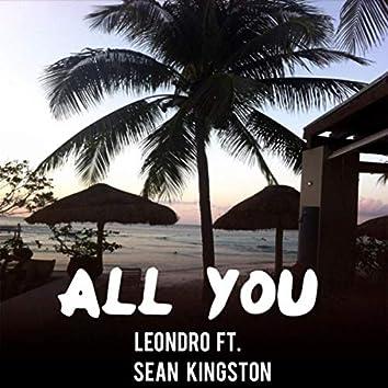 All You (feat. Sean Kingston)