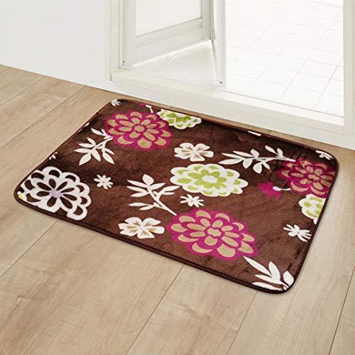 Jwans Schlafzimmer Teppich Inneneingang rutschfest waschbar Bedruckte Fußmatte Küche Toilette Badezimmer wasserabsorbierende Teppiche